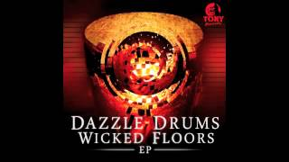 "Dazzle Drums - Wicked Floors - Masahiro Onishi ""Make Up Your Mind"" (Dazzle Drums Remix)"