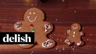Gingerbread Cookies  Delish
