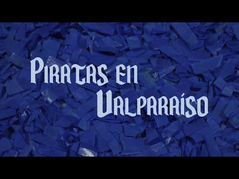 Piratas en Valparaíso (animación stop-motion)