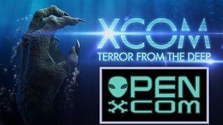 let s try openxcom terror from the deep 1m views bonus video