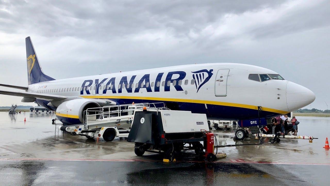 TRIPREPORT | Ryanair | Tenerife South - Weeze | Boeing 737 ...