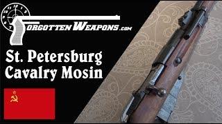 St Petersburg Cavalry School Mosin Carbine
