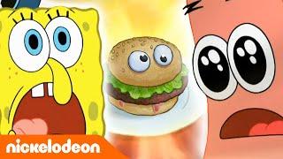 Spongebob Squarepants | Nickelodeon Arabia | سبونج بوب | لحظات كرابي باتي