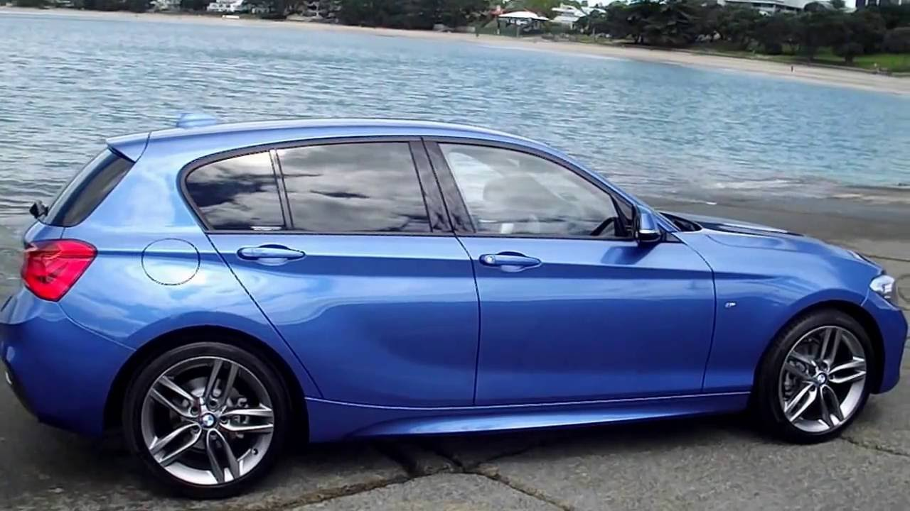2016 bmw 118i m sport youtube. Black Bedroom Furniture Sets. Home Design Ideas