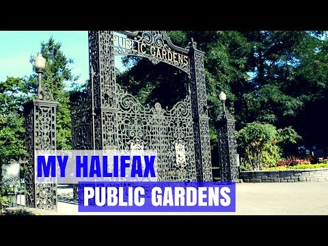 Public Gardens - My Halifax - Things To Do In Halifax