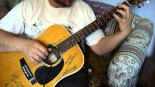 Longer (Dan Fogelburg) fingerstyle guitar solo