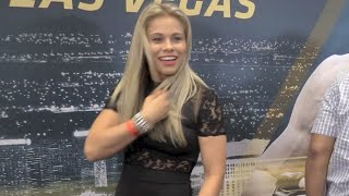 Paige VanZant: I Picked Myself Apart (UFC 187)