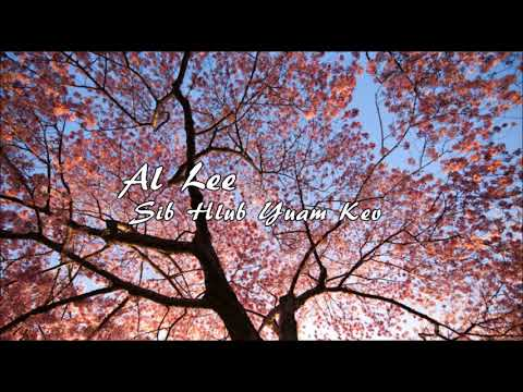 Al Lee - Sib Hlub Yuam Kev thumbnail