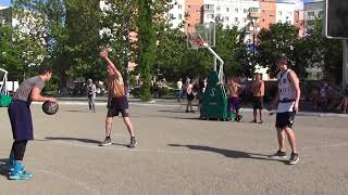"Южный. Стритбол УСЛ 1Х1 1/4 Щепкин Андрей - Унгурян Владислав ""Khimik Streetball Party vol. 8"""