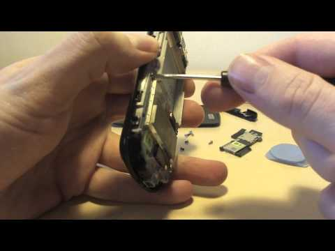 Vintage mobiler - HTC Magic