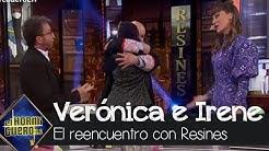 Antonio Resines y Verónica Sánchez se reencuentran - El Hormiguero 3.0