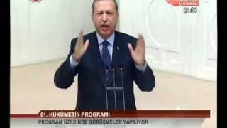 Başbakan Erdogan hapis yatmasına neden olan şiiri okudu! HeLaL