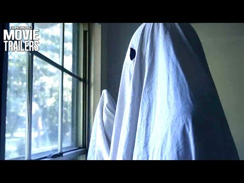 Thumbnail: A Ghost Story | Two spirits wave hello in new clip