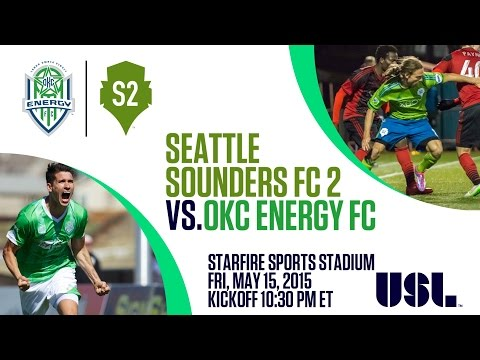 USL: Seattle Sounders FC 2 vs Oklahoma City Energy FC