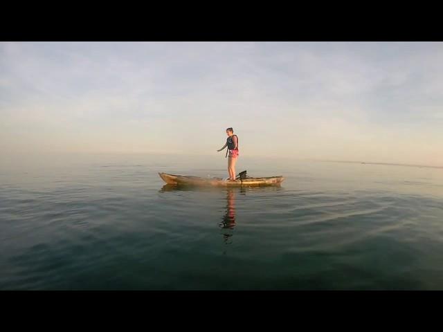 Portsmouth paddling