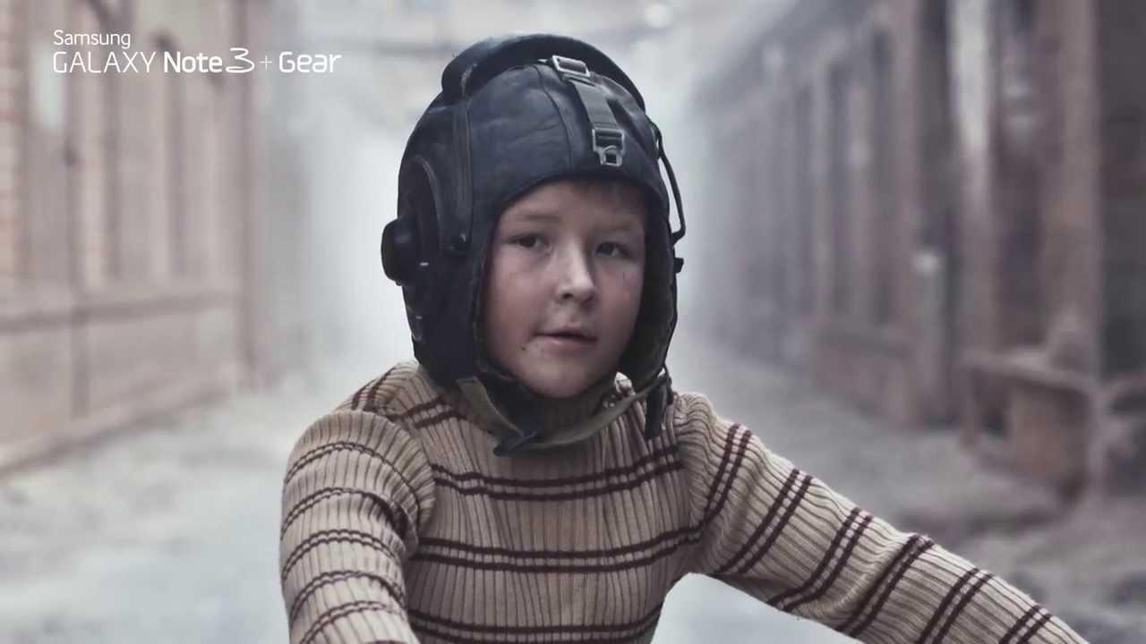 Samsung Galaxy Note 3 ve Gear Reklam Filmi