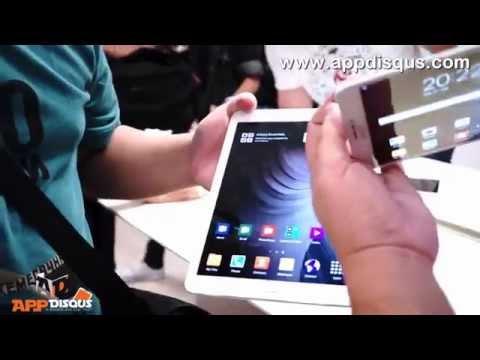 พรีวิว พาไปชม Samsung Galaxy A8 และ Galaxy Tab S2 จากเครื่องจริงในวันเปิดตัว