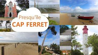 2 jours à la presqu'île de LÈGE-CAP FERRET
