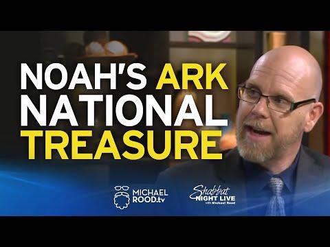 Noah's Ark: Turkish government's National Park declared National Treasure!