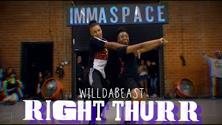 Chingy - Right thurr - Choreography by Willdabeast Adams
