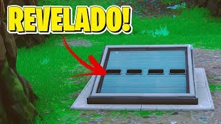 FORTNITE-NEW HUT IN THE LAMURIOSO GROVE? -SECRET BUNKER REVEALED SOON!