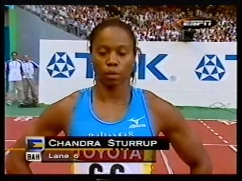 Mundial de Atletismo - 2003 - parte III