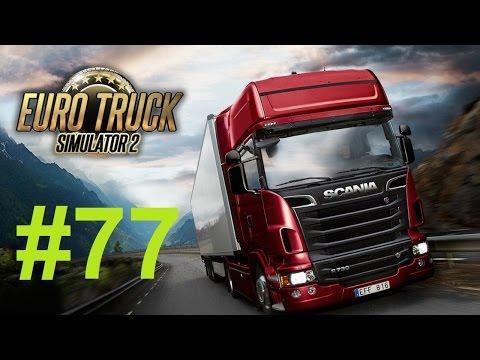 #077 Let´s Play Euro Truck Simulator 2 - Nächste Station Tschechien