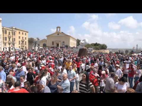 PL mass meeting Valletta 04