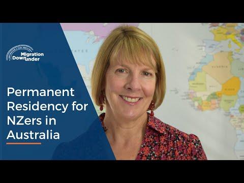 Permanent Residency For New Zealanders In Australia