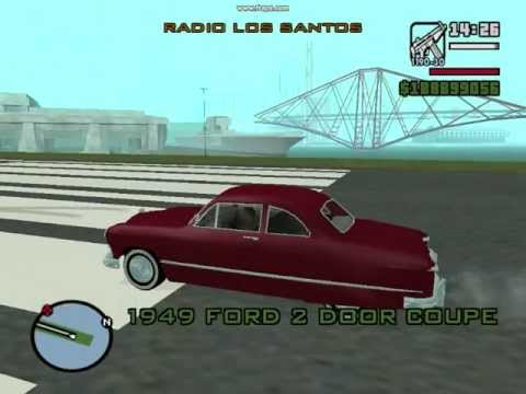 Mafia II Sounds In GTA San Andreas (part 2)