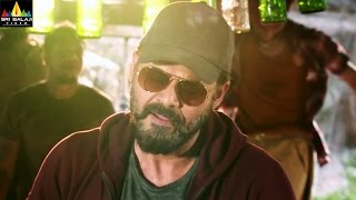 Guru Teaser  Latest Telugu Trailers 2016  Venkatesh, Rithika Singh  Sri Balaji Video