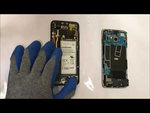 Samsung Galaxy S8 - How To Take Apart & Replace LCD Glass Screen Replacement