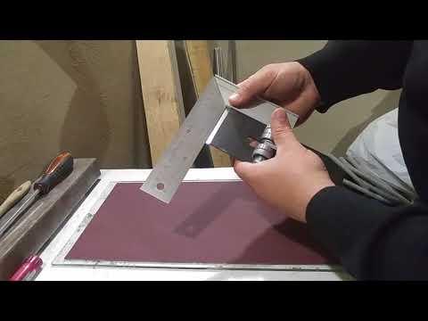 Заточка ножа/железка рубанка