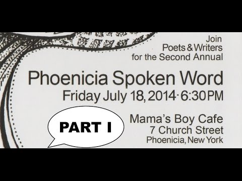 2014 Phoenicia Spoken Word, Part I