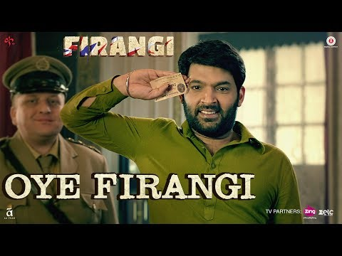 Oye Firangi Song Lyrics From Firangi