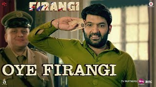 Trailer Of Kapil Sharma's 'Firangi' Is Out with a new song