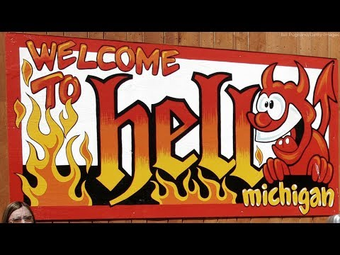 Hell  And Other Places With Spooky Halloween Names