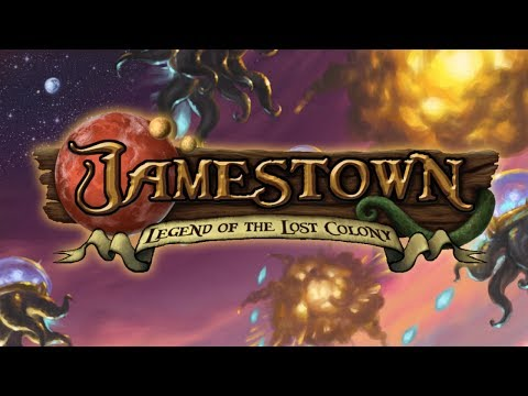 Jamestown feat. Barnquilt, who doesn't game much at all - Part 1 #jamestown