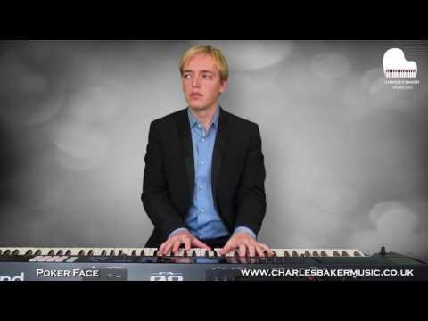 POKER FACE Charles Baker Musician