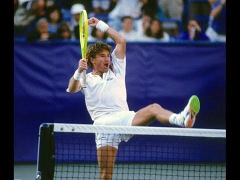 Jimmy Connors vs Aaron Krickstein Round 4 US Open 1991 Part2 - YouTube