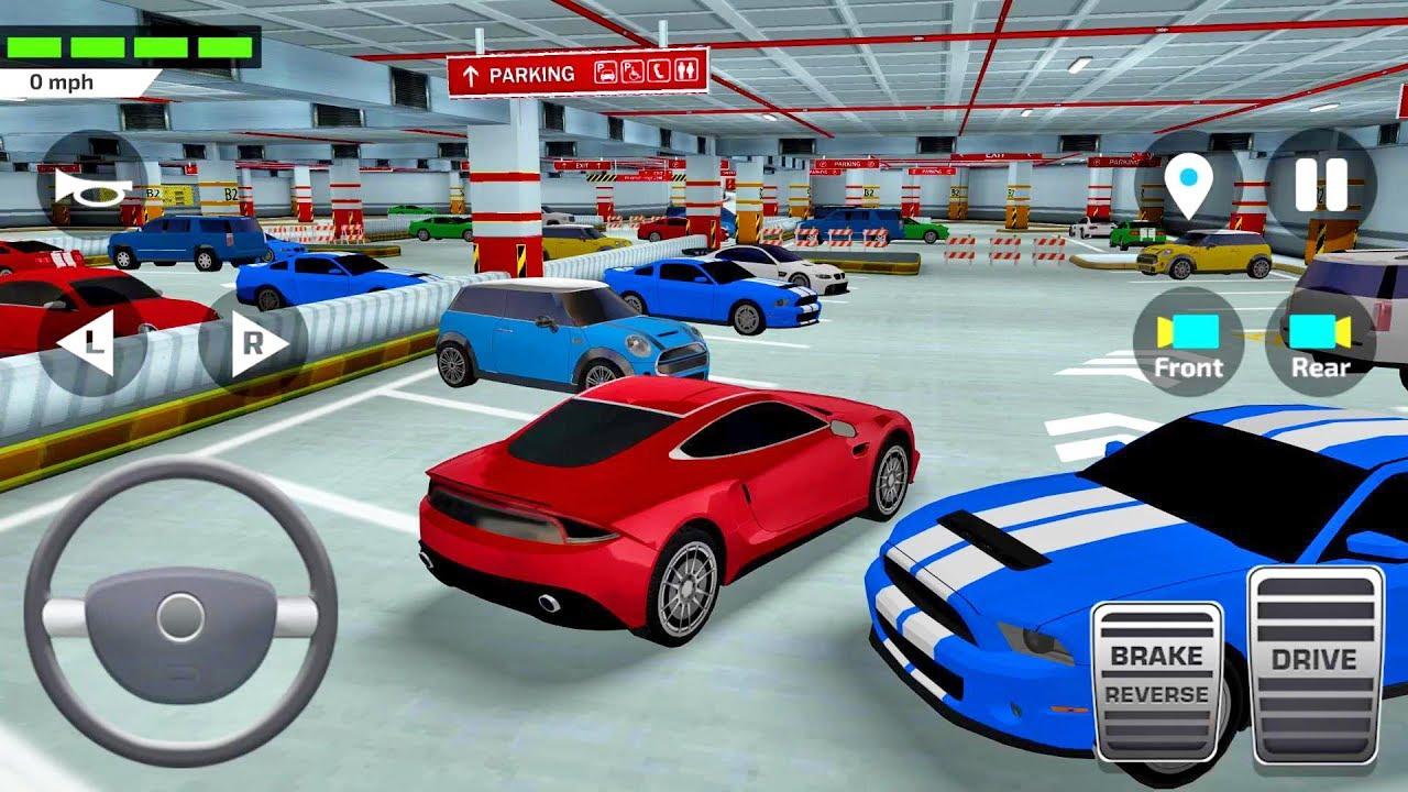 car parking games free web arcade