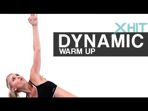 Dynamic Warm Up