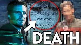 Oliver DOESN'T DIE in Crisis? & New Harrison Wells FIRST LOOK - Arrow Teaser & The Flash LEAKS