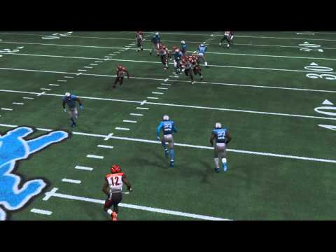 Last Second Pick Six