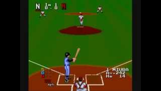 World Class Baseball/Power League Soundtrack