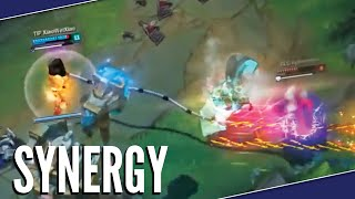 League Of Synergy | League Of Legends Montage