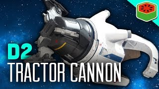 TROLL EXOTIC SHOTGUN - TRACTOR CANNON | Destiny 2 Gameplay