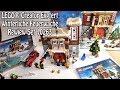 Download Review LEGO Winterliche Feuerwache (Set 10263 Creator Expert Weihnachtsset)