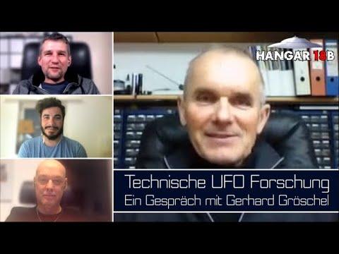Technische UFO Forschung - ein Gespräch mit Gerhard Gröschel