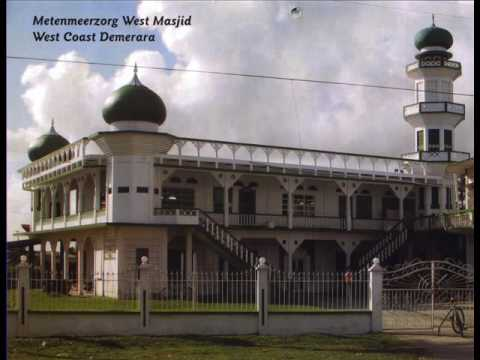 Mosques Of Guyana